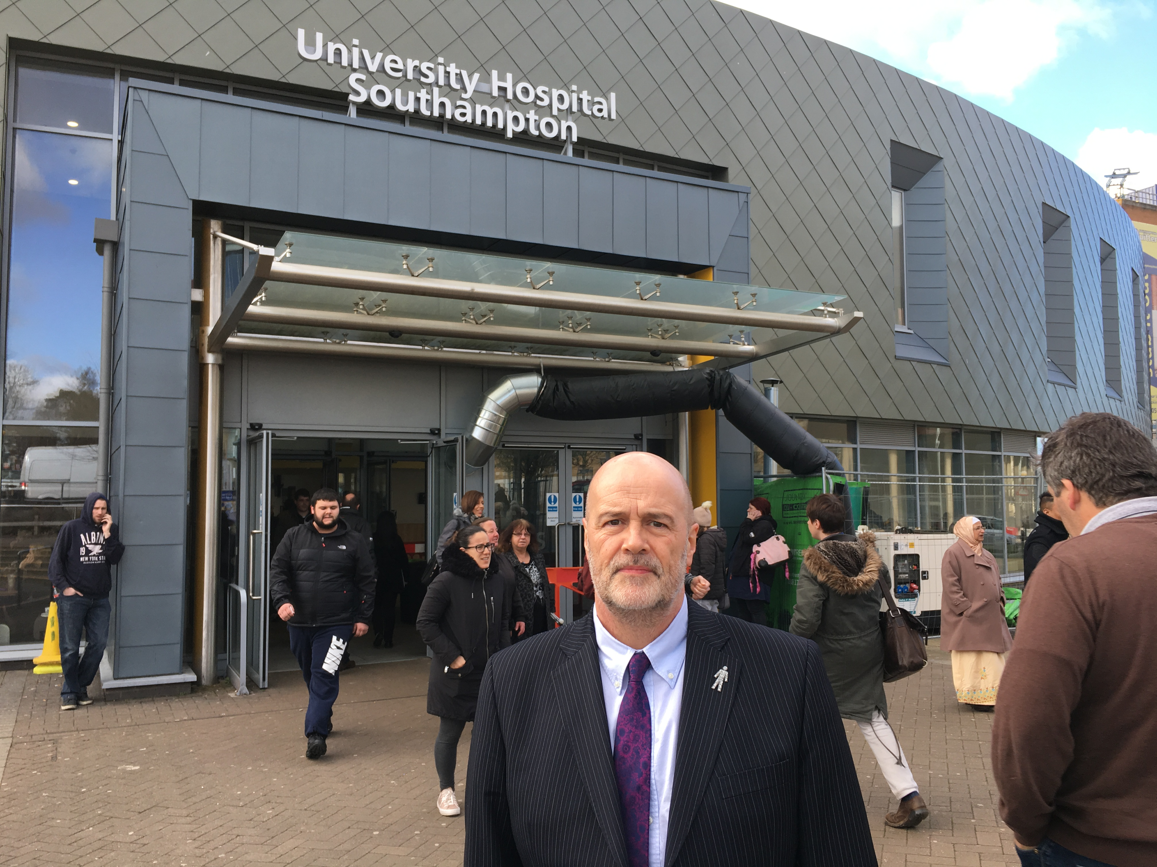 Brexit Undermining Clincial Research at Southampton University Hospital