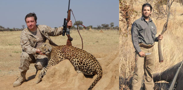 Condemning Trump's Trophy Hunting Madness