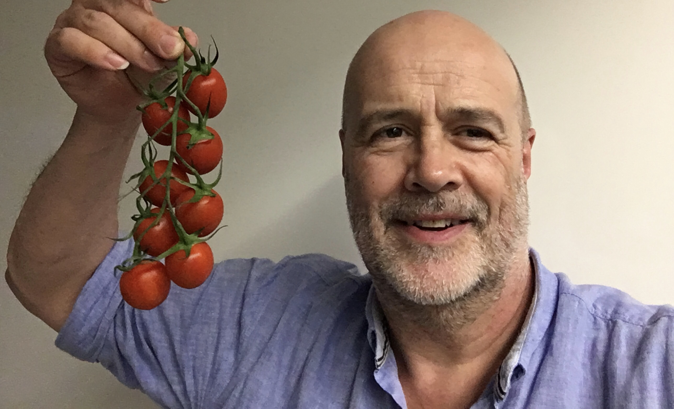 I Like Tomatoes –  and its British Tomato Week