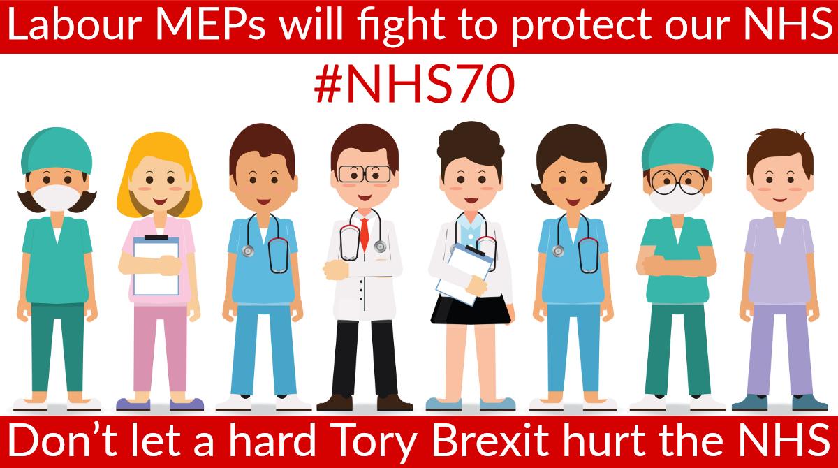 70 Years of the NHS – #NHS70