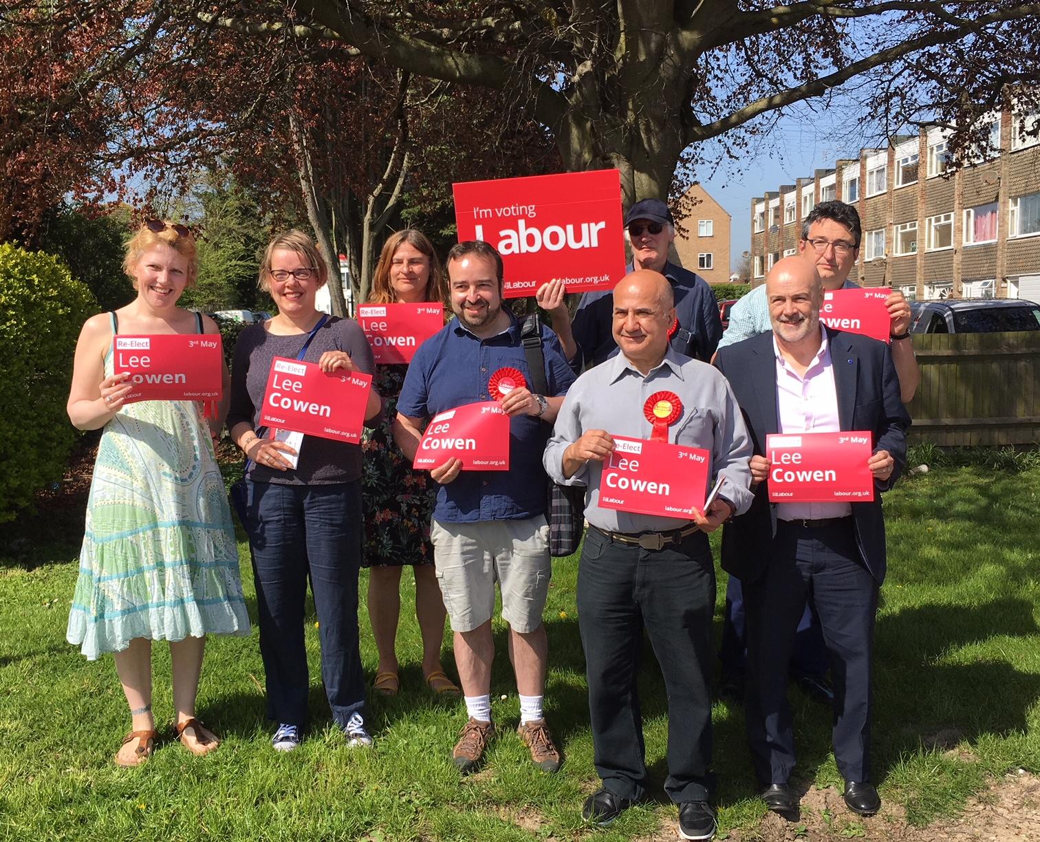 My Local Brexit – Cllr Lee Cowen
