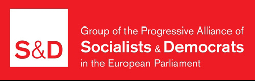 Socialist and Democrat EP Group logo