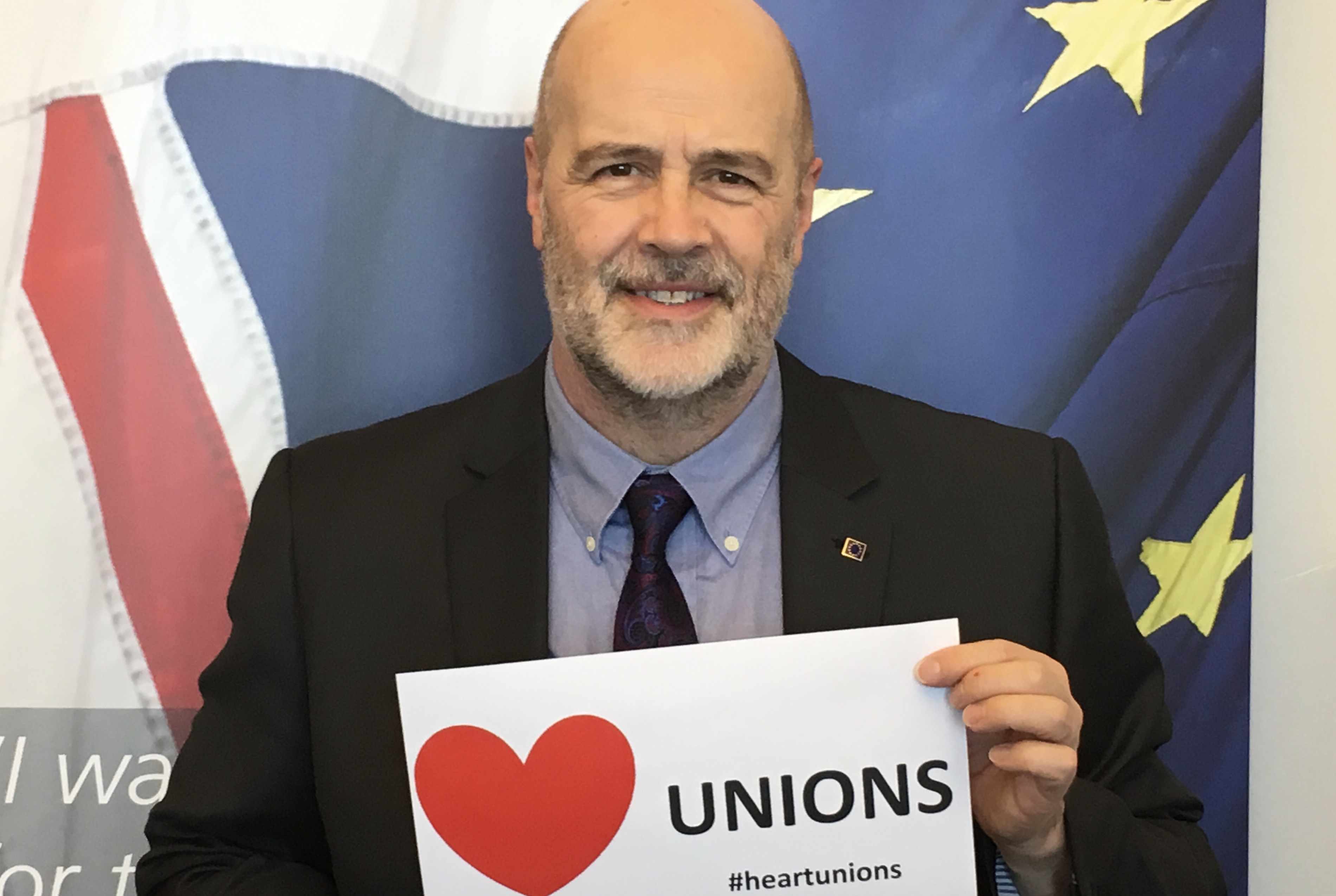 Love Trade Unions, love your rights