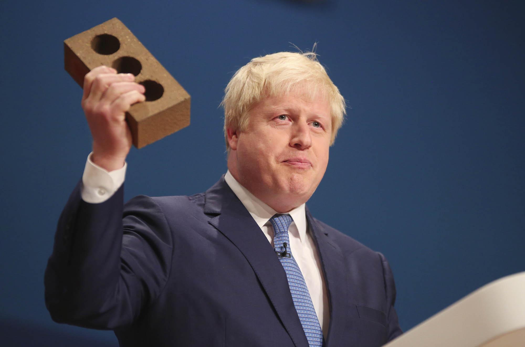 The strange appeal of Boris Johnson